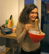 Challenge Cécile: The CarrotCake