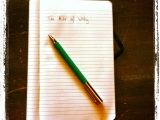 The Risks OfWriting