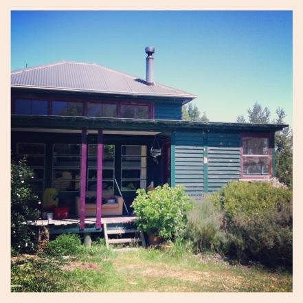Our temporary dream house